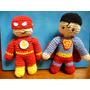 Muñecos Tejidos En Crochet Con Relleno Antialérgico