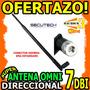 Wow Antena Omni Direccional 7dbi Alta Ganancia Sma Hembra