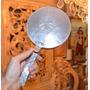 Antiguo Y Elegante Recolector De Migas Y Cenizas En Aluminio