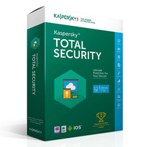 Kaspersky Total Security 2016 ® I Licencia 3 Pc