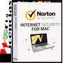 Licencias Antivirus Norton Internet Security 2 Año X 1 Mac