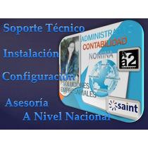 Soporte Y Asesoria En Sistemas Administrativos Saint Y A2