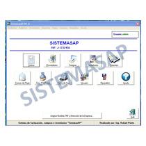 Sistema De Facturación E Inventario Para Microempresas