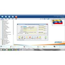Sistema De Facturacion Administrativo Control De Inventario