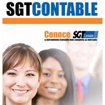 +software De Contabilidad + Sistema Sgt Contable