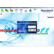 Next Sistema Administrativo Facturación Control Inventario