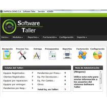 Software Programa Para Talleres De Servicio Tecnico