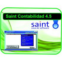 Saint Contabilidad 4.5 + Combo Contadores