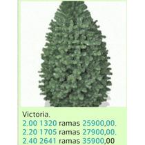 Arbolito De Navidad De 2.00 Más De 1000 Ramas