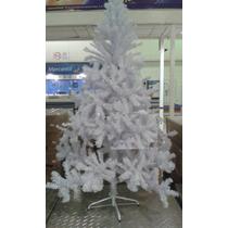 Arbolito De Navidad Blanco 2,10 Metros 770 Ramas