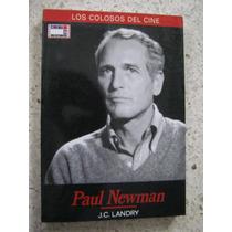 Los Colosos Del Cine Paul Newman Por J C Landry Ilustrado