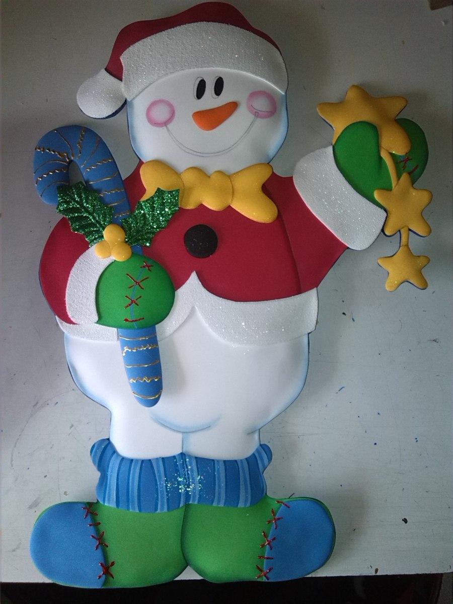 Decoracion De Navidad En Foami ~ Imagenes adornos de navidad en foami  Imagui
