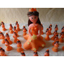 Princesa Naranja- Recuerdos Y Arreglo Torta Docena 6cm