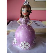 Princesa Sofia En Masa Flexible