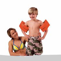 Flotador Inflable De Brazo Naranja Para Niños Intex 59640