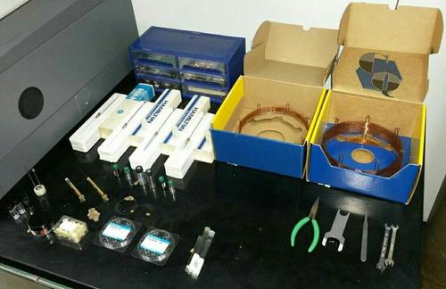 Asesoría Química, Consultoría. Análisis Químico. Laboratorio
