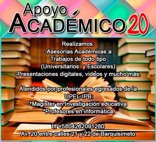 Asesoría Trabajos De Grado, Investigación, Tesis, Proyectos