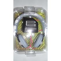 Comodos Audifonos Alta Definición Modelo Ms-hp15