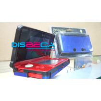 Protector Carcasa Cubierto En Aluminio Para Nintendo 3ds