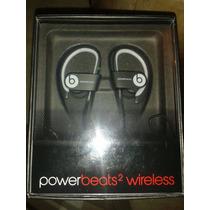 Audifonos Power Beats 2 Wirelees 100% Original