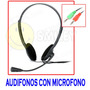 Audifonos Con Microfono Headset Mayor Y Detal.!!!