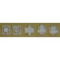 5 Botones Para Mezcladores Denon Serie Dn-x Original Nuevo!
