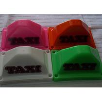 Casco Taxi Pequeño Colores