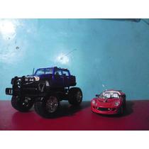 Mini Carros A Control Remoto Hummer Y Lotus