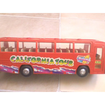 Autobús De Jugete Para Niños, De Cuerda, Nuevo (oferta)