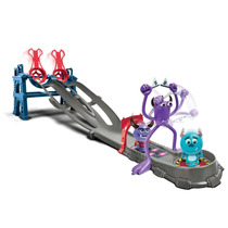Pista Monsters University Toxy Race Original De Kreisel
