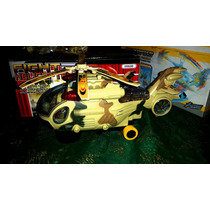 Helicoteptero Con Sonido Y Su Hélices Con Luz Rgb Giran