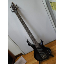 Esp Ltd F-155dx 5-string Bass