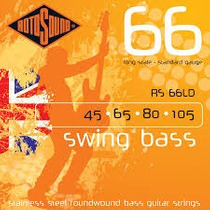 Cuerdas De Bajo Rotosound Swing Bass 66ld