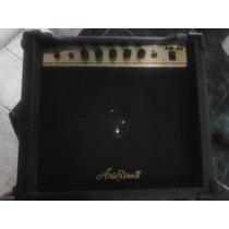 Amplificador Para Bajo Electrico Aria Pro 30 Watts Guayana