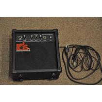 Amplificador Para Bajo Electrico De 10w Rds