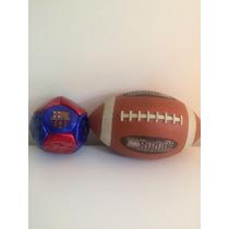 Balón De Fútbol Mini Y Americano