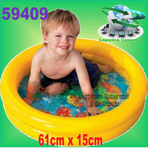 Piscina Inflable Mi Primera Piscina Para Bebe 59409 Intex