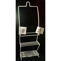 Porta Shampoo Plastificado Pequeño Kanny Hogar 8755 Xavi