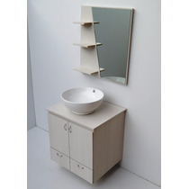 Espectaculares Muebles Modulares Para Baños (sin Lavamanos)