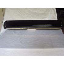Repisa Para Baño Cerámica Negra Dec.1220 60cm X 15 Cm