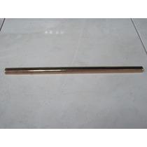 Cañuela De Cerámica Dorada Lisa 1cm. X 25 Cm.