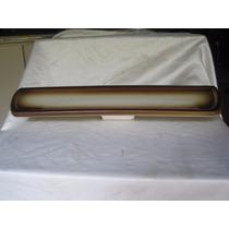 Repisa P/ Baño Cerámica Beige/marrón Difuminado 60 Cm.x15 Cm