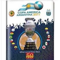 Barajitas Copa America Argentina 2011