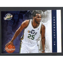 Cl27 2012-13 Panini Prestige Basketball #81 Al Jefferson