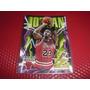 Cv Rara Especial Michael Jordan 1996 Skybox Z Force Chicago