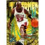Bv Michael Jordan Chicago Bulls Skybox Z Force Zupermen 1997
