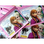 Barajitas Frozen Detalladas Album Panini Cromos Stickers