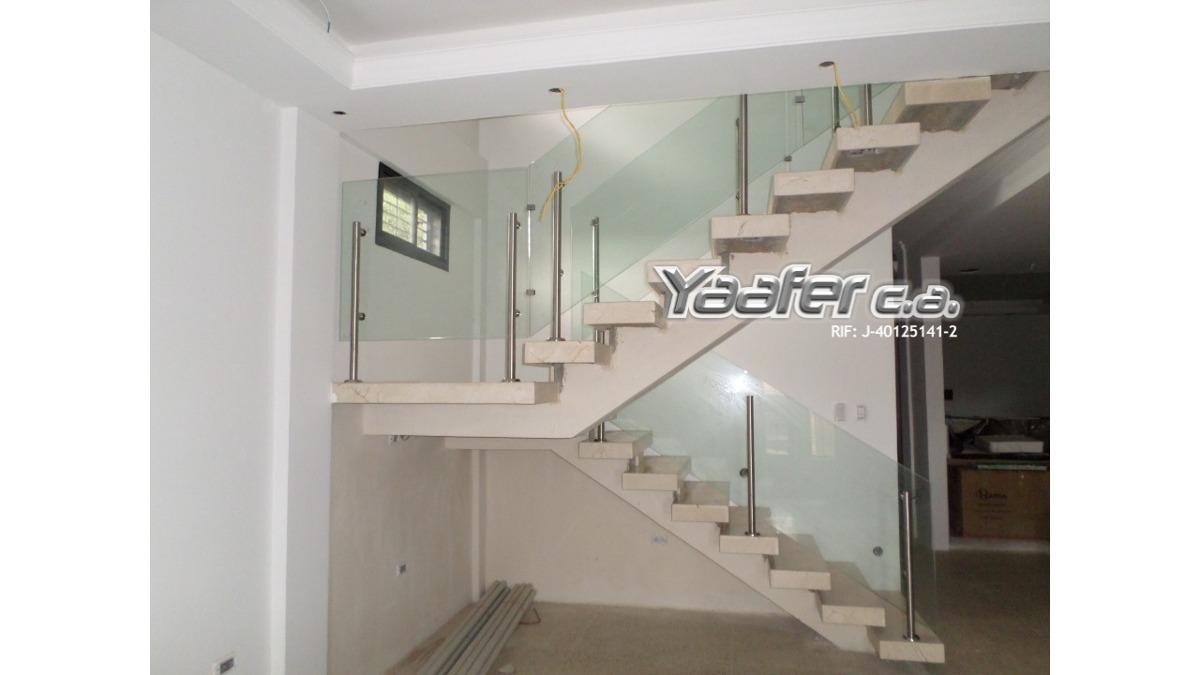 Barandas pasamanos escaleras de acero inoxidable cabimas - Pasamanos de acero inoxidable para escaleras ...