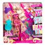 Barbie Muñeca Salon De Bellaza Color Y Diseño Original