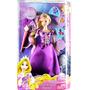 Disney Princesas - Rapunzel Su Cabello Cambia De Color - Vlf